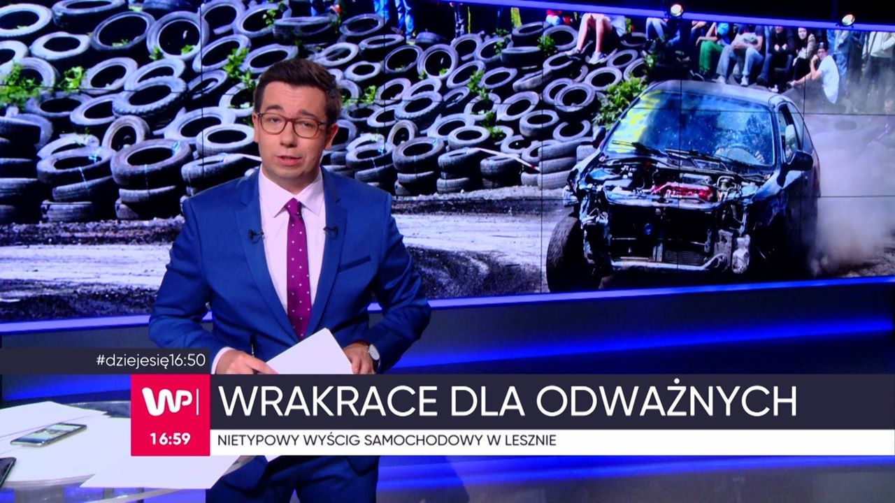 Wideo1: Wrak Race Leszno 2017