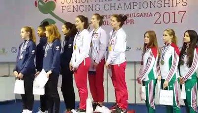 Wideo: Renata Tomczak wywalczyła Drużynowe Mistrzostwo Świata