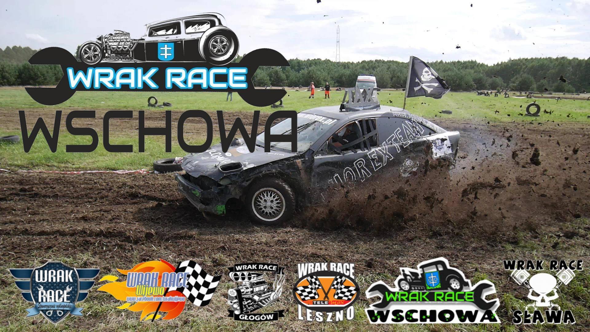 Wideo: Wrak Race Wschowa 2017