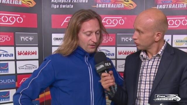 Wideo: Adam Skórnicki: Nie załamujemy rąk, jesteśmy bliżej tego złota