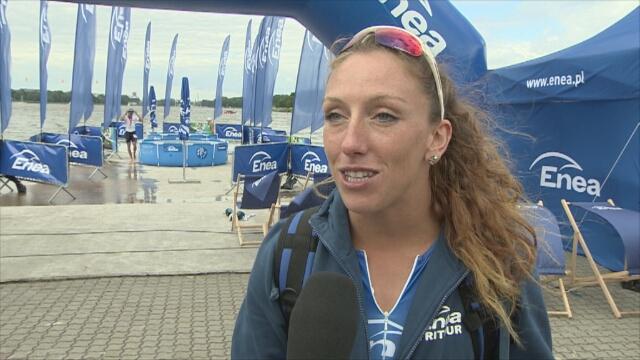 Wideo: Agnieszka Jerzyk po Enea Challenge Poznań 2015